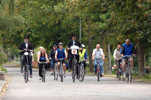 Radtouren in der Freizeit