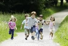 Kinder schlank durch Vitamin D